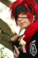 Lavi [D.Gray-Man] 3rd Uniform Cosplay 02 by Reiko-Nagato