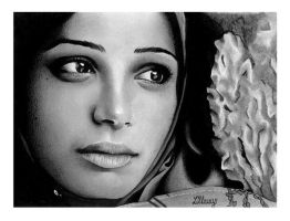 Freida Pinto by LillaMy89