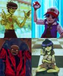Gorillaz Parodies by EddieHolly