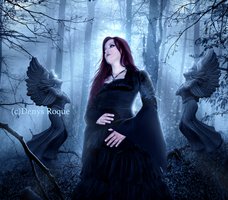 Beautiful Darkness by DenysRoqueDesign