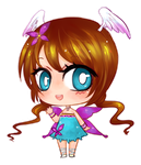 DC : Dream Girl Mini Chibie by AnisseCandy