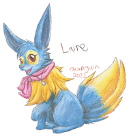 And Laine. by Oranguin
