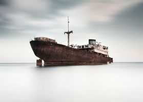 Ghost Ship by HectorGuerra