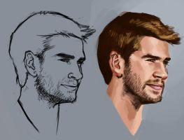 Liam hemsworth by SylvesterHansen