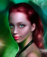 Little Poison Ivy by nazflo2007