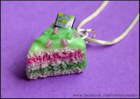Cake collection: Wicked cake charm by citruscouture