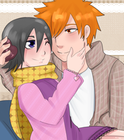 Ichiruki valentin for neoruki by hijirai
