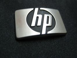 HP Logo by lotring