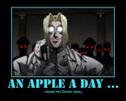 hellsing motivational 2 by TheCreeperFairy