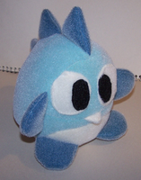 bubble bobble proto plush by obesolete