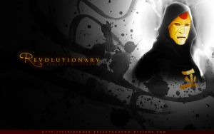 Revolutionary - widescreen by BreakthroughDesigns