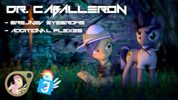 [DL] Dr. Caballeron by AeridicCore