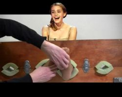 Emma Watson tickle fake by the70sguy