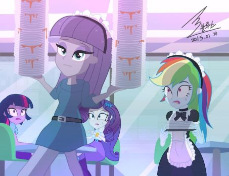 MLP Part time work by 0Bluse