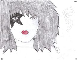 Paul Stanley by 42pineapples