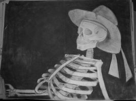 COLLEGE SKELETON 3 by phymns