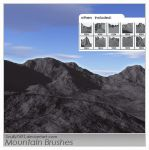 Mountain Brushes by Scully7491