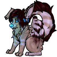 Pervilicious Chibi  .:commission:. by Baileelou