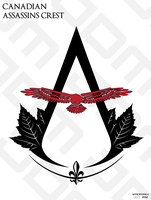 Canadian Assassins Logo by Apocryphea