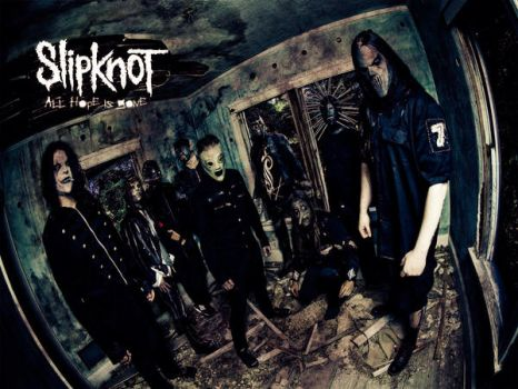 Slipknot All Hope Is Gone by deathtv
