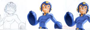 MegaManly by Padder
