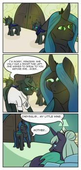 Broken Promises Page 1 by Rated-R-PonyStar