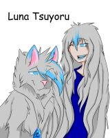 Contest entry ~ Luna Tsuyoru by Shane-Twilight
