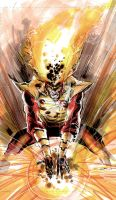 Firestorm warm up 02 by Cinar