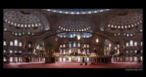 Blue Mosque, Istanbul by novy1986