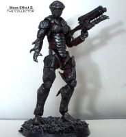 Mass Effect 2 - The Collector custom toy by SomethingGerman