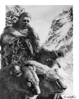 The King of the North by SeaMonkey1