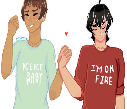Klance by katjinx