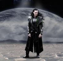 Loki - Iceworld by RancidRainbow