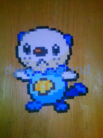 Oshawott by dylrocks95