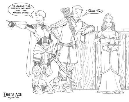 Dragon Age 4: The Pammening by The-G
