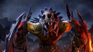 Dota 2 - Bloodseeker Wallpaper by Lothrean