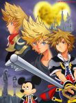 KH: The Faces of the Hero by J8d
