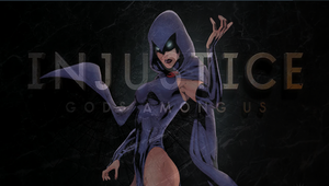 Ravens addition to injustice by deathjchaos