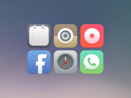 Pops Icons WIP by FFra