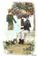 K Project - You're my Desire by saru-chikin