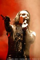Marilyn Manson -Bercy Paris by maddyjulien