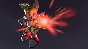 Super Tails [SFM] by HansGrosse1