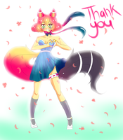 Thank you! by SunyiChan