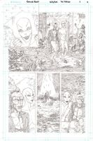 The Pariah - Page 3 - Pencils by The-Real-NComics
