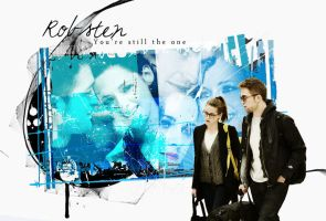 Robsten You're still the one by Miss-deviantE