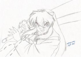 WIP InuYasha by InuHanyou