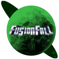 FusionFall logo by cars0anime