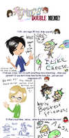 Double Meme with CliveFan! by SecretagentG
