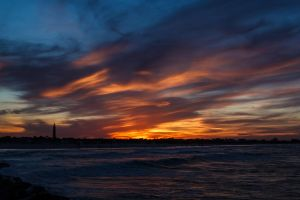 Painted Sunset by Johnt6390
