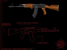 AKD-37 by Gamers-Gear